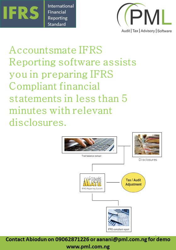 Accountmate IFRS Reporting